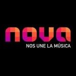 Logo da emissora Radio Nova 90.7 FM