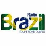Logo da emissora Rádio Brazil