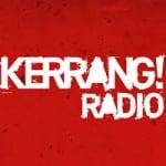Logo da emissora Kerrang! Radio