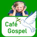 Logo da emissora Rádio Café Gospel