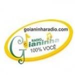 Logo da emissora WebRádio Goianinha