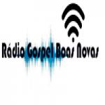Logo da emissora Rádio Gospel Boas Novas