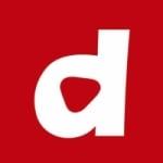 Logo da emissora Rádio Difusora HD 710 AM