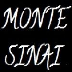 Logo da emissora Rádio Monte Sinai 106.5 FM