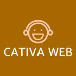 Logo da emissora Cativa Web