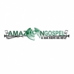 Logo da emissora Amazon Gospel
