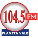 Logo da emissora Rádio Planeta Vale FM