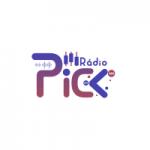 Logo da emissora Rádio Pick
