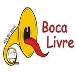 Logo da emissora Boca Livre