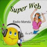Logo da emissora Super Web Rádio Mandu