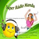 Logo da emissora Super Rádio Mandú