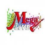 Logo da emissora Rádio Mega Live