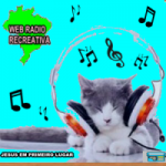 Logo da emissora Web Rádio Recreativa