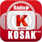 Logo da emissora Rádio Kosak FM