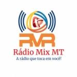 Logo da emissora Rádio Mix MT