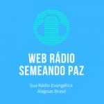 Logo da emissora Web Rádio Semeando Paz