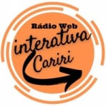 Logo da emissora Rádio Web Interativa Cariri