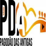 Logo da emissora Rádio Pagodão das Antigas
