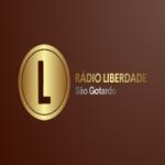Logo da emissora Rádio Liberdade São Gotardo