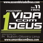 Logo da emissora Web Rádio Uma Vida com Deus