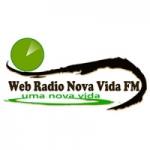 Logo da emissora Web Rádio Nova Vida FM