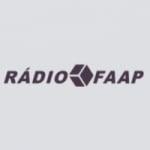 Logo da emissora Rádio FAAP