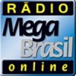 Logo da emissora Rádio Mega Brasil