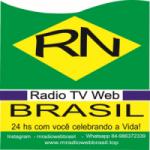 Logo da emissora RN Rádio Web Brasil