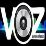 Logo da emissora Voz Web Rádio