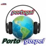 Logo da emissora Porto Gospel