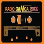 Logo da emissora Rádio Gamoa Rock