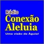 Logo da emissora Rádio Conexão Aleluia