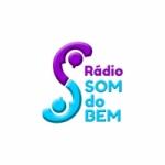 Logo da emissora Rádio Som do Bem