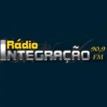 Logo da emissora Rádio Integração 90.9 FM