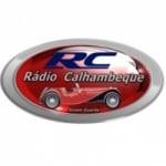 Logo da emissora Rádio Calhambeque