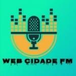Logo da emissora Web Cidade FM
