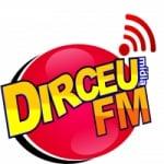 Logo da emissora Rádio Dirceu Mídia FM