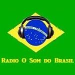 Logo da emissora Rádio O Som do Brasil