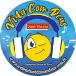 Logo da emissora Web Rádio Vida Com Deus