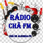 Logo da emissora Rádio Chã FM