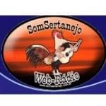 Logo da emissora Webrádio Som de Viola