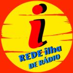 Logo da emissora Rádio Ilha FM Aracaju