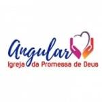 Logo da emissora Rádio Evangélica Angular