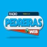 Logo da emissora Rádio Pedreiras WB