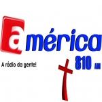 Logo da emissora Rádio Aimorés 810 AM