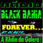 Logo da emissora Rádio Black Bahia Forever