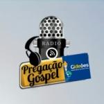 Logo da emissora Rádio pregação gospel