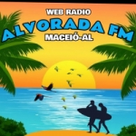 Logo da emissora Rádio Web Alvorada