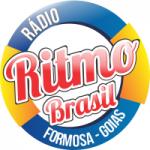 Logo da emissora Ritmo Brasil