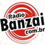 Logo da emissora Rádio Banzai